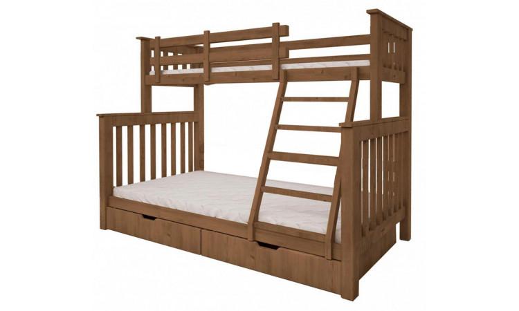 Кровать Ландер 2-х ярусная