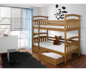 Кровать Лоди 2-х яр. из березы