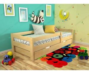 Кровать Детская №1 из березы