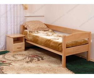 Кровать Детская №2 из березы