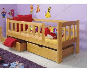 Кровать Детская №3 из березы