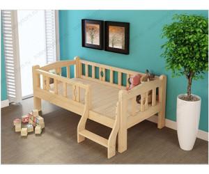 Кровать Детская №7 из березы