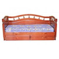 Кровать Солнце детская