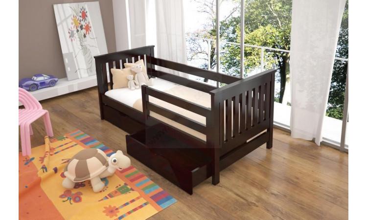 Кровать Форт детская из массива березы
