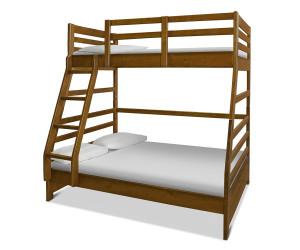 Кровать Семья 2-х ярусная