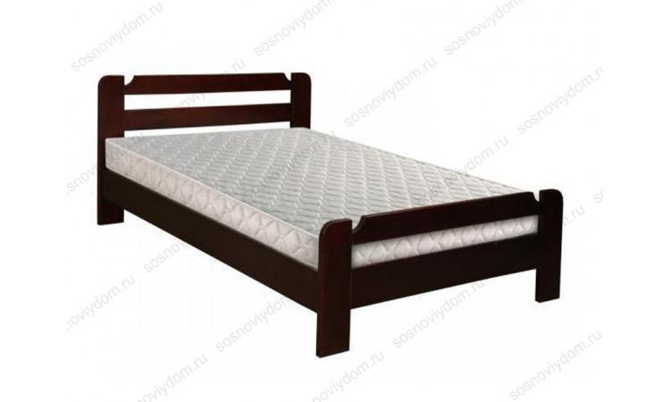 Кровать Соня из массива березы