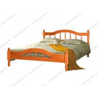 Кровать Бланка из массива березы
