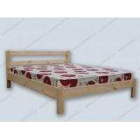 Кровать Икея из массива березы