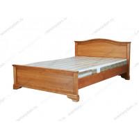 Кровать Октава из массива березы