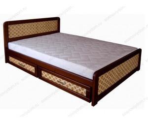 Кровать Ткань