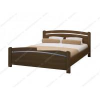 Кровать Виктория из массива березы