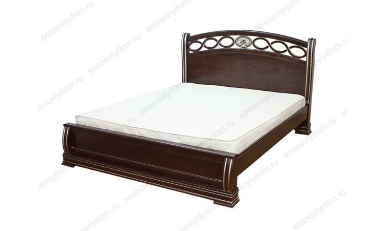 Кровать Лорена из массива березы