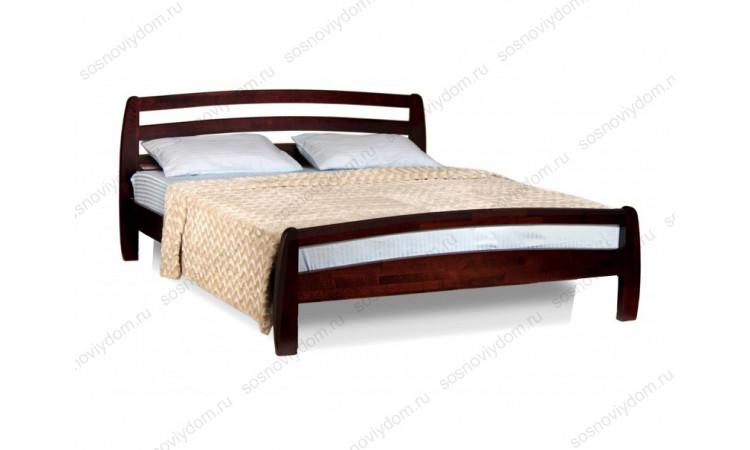 Кровать Ника из массива березы