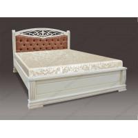 Кровать Пальмира из массива березы