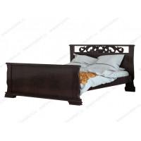 Кровать Версаль резная из березы