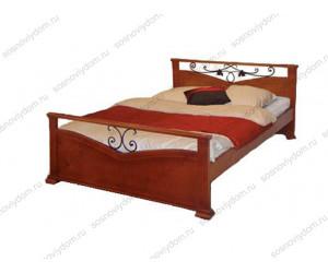 Кровать Золушка с ковкой