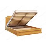 Кровати из натурального дерева с подъемным механизмом
