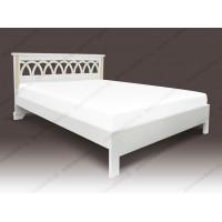 Кровать Альба из массива березы
