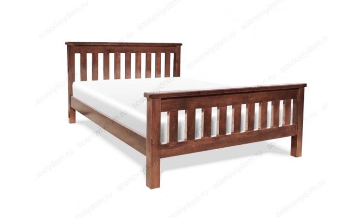 Кровать Аристо из массива березы