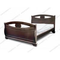 Кровать Делиз из массива березы