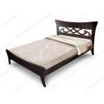 Кровати из натурального дерева с матрасом