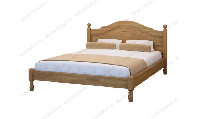 Кровать Филенка-2 из массива березы