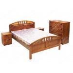 Деревянные кровати 120х200