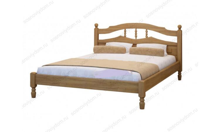 Кровать Ида-2 из массива березы