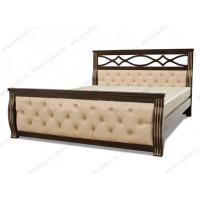 Кровать Крокус-3 из березы