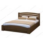 Красивые деревянные кровати