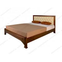 Кровать Омега-6 из массива березы