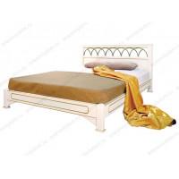 Кровать Омега-9 из массива березы