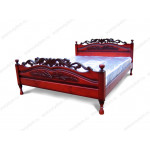 Деревянные кровати из Мурома