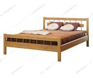 Кровать Сакура из массива березы
