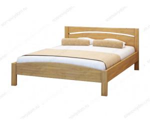 Кровать Селена из массива березы