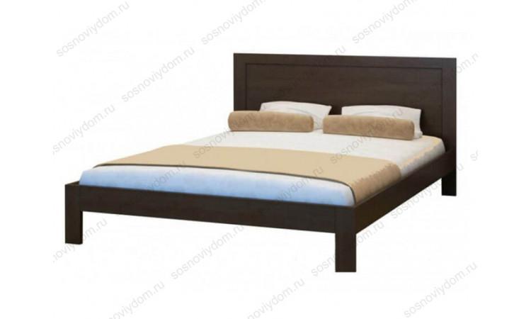Кровать София-2 из массива березы