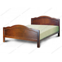 Кровать Сонька без рисунка из березы