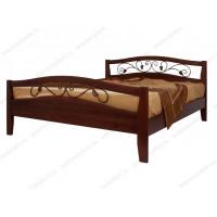 Кровать Талисман из массива березы