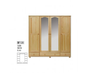 Шкаф №120