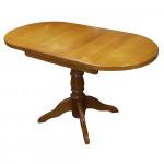 Кухонные столы на одной ножке
