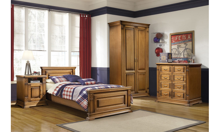 Спальный гарнитур Верди 100