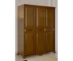 Шкаф 3-х створчатый распашной Сатори распродажа