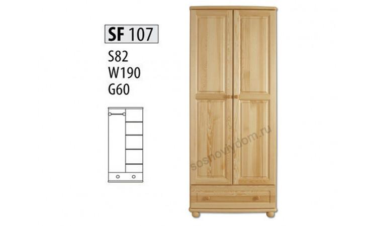 Шкаф №107