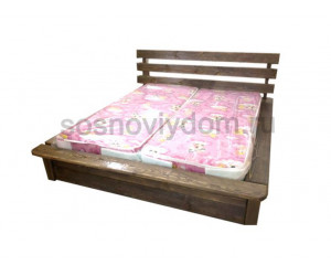 Кровать Богатырь-3