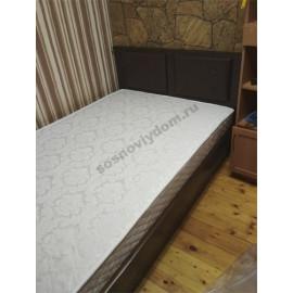Кровать Омега-6,цвет венге3