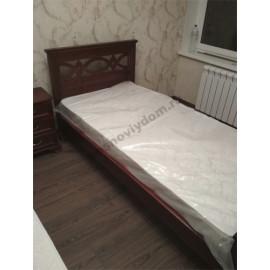 Кровать Лира,мокко-3