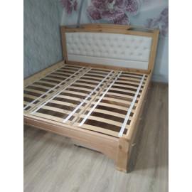 Кровать Омега-2,старый орех-1