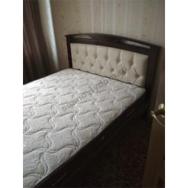 Кровать Омега-2,цвет классический орех-3
