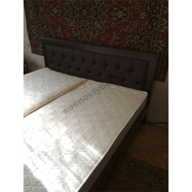 Кровать Омега-6,классический орех-3