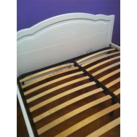 Кровать Сатори,цвет белый